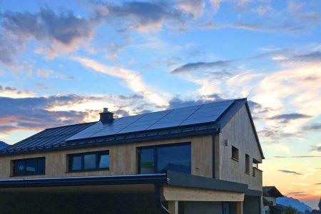 Smart Home Salzburg Haus Aussenansicht