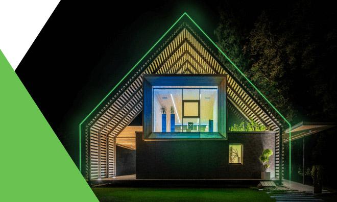 Sicherheit im Loxone Smart Home – Schutz der Privatsphäre