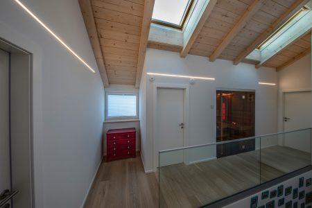Smart Home Salzburg Obergeschoss