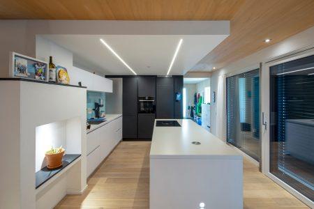 Smart Home Salzburg Küche