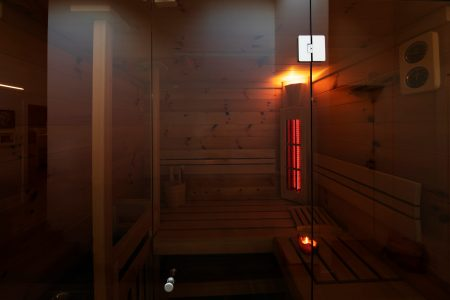 Smart Home Salzburg Sauna