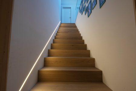 Smart Home Salzburg Stiegenbeleuchtung