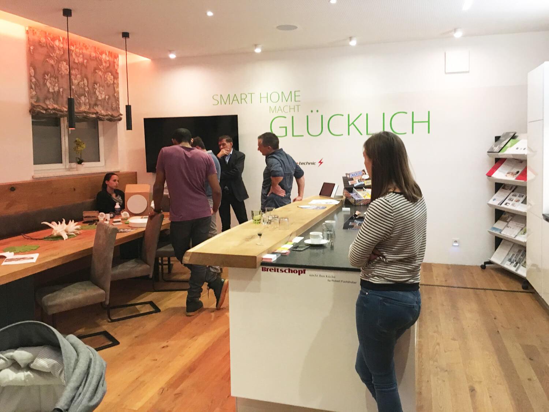 Jetzt anmelden zur kostenlosen Smart Home Experience Tour am 7.9.2018